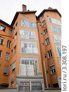 Купить «Библиотека города. Знаменитые лионские фрески. Лион. Франция», фото № 3308197, снято 25 февраля 2012 г. (c) E. O. / Фотобанк Лори