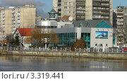 Купить «Музей мирового океана. Калининград», видеоролик № 3319441, снято 5 марта 2012 г. (c) Сергей Куров / Фотобанк Лори