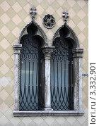Купить «Падуя. Окно палаццо», эксклюзивное фото № 3332901, снято 19 февраля 2012 г. (c) Татьяна Лата / Фотобанк Лори