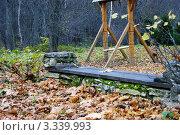 Тихий дворик. Стоковое фото, фотограф МАРГАРИТА степанова / Фотобанк Лори