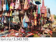 Индийский рынок (2011 год). Стоковое фото, фотограф Татьяна Четвертакова / Фотобанк Лори