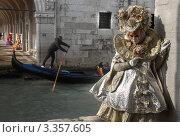 Купить «Венеция. Зима 2012. Карнавал», фото № 3357605, снято 12 февраля 2012 г. (c) Татьяна Лата / Фотобанк Лори