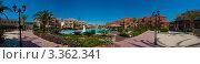 """Египет отель """"Top Choice Sharm Bride Resort"""" вид у бассейна (2011 год). Редакционное фото, фотограф Мария Калиниченко / Фотобанк Лори"""