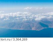 Небесный пейзаж. Стоковое фото, фотограф Dmitry Rumyntsev / Фотобанк Лори