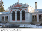 Ванное здание. Стоковое фото, фотограф Андрианов Владислав / Фотобанк Лори