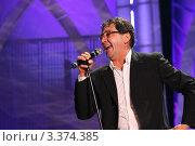 Купить «Григорий Лепс», эксклюзивное фото № 3374385, снято 28 февраля 2012 г. (c) Free Wind / Фотобанк Лори