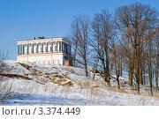 Дворец Бельведер. Петергоф (2012 год). Редакционное фото, фотограф Александр Щепин / Фотобанк Лори