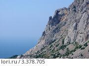 Купить «Крымские горы», фото № 3378705, снято 17 августа 2011 г. (c) Максим Кузнецов / Фотобанк Лори
