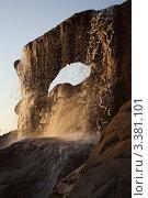 Водопад (2011 год). Стоковое фото, фотограф Яблонских Татьяна / Фотобанк Лори
