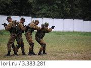 Спецназ (2011 год). Редакционное фото, фотограф Евгения Плешакова / Фотобанк Лори