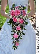 Купить «Букет невесты», фото № 3388917, снято 13 августа 2010 г. (c) Пересыпкина Елена Игоревна / Фотобанк Лори