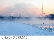 Ушаковский мост (2012 год). Стоковое фото, фотограф Андрей Разумов / Фотобанк Лори