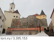 Замок. Стоковое фото, фотограф Фролова Евгения / Фотобанк Лори