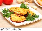 Купить «Мясо по-французски», эксклюзивное фото № 3396997, снято 1 апреля 2012 г. (c) Дорощенко Элла / Фотобанк Лори