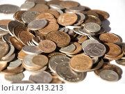 Старые монеты. Стоковое фото, фотограф Артеменко Арина / Фотобанк Лори