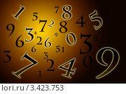 Купить «Магия чисел», иллюстрация № 3423753 (c) Руслан Гречка / Фотобанк Лори