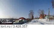 Панорама Тамбовская улица (2012 год). Редакционное фото, фотограф Гагаев Алексей / Фотобанк Лори