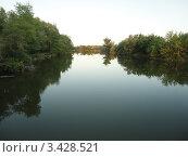 Река. Стоковое фото, фотограф Ярослав Терентьев / Фотобанк Лори