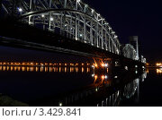 Мост. Стоковое фото, фотограф Карина К. / Фотобанк Лори