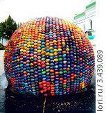 Купить «Пасхальные яйца», фото № 3439089, снято 8 сентября 2010 г. (c) Валерий Лисейкин / Фотобанк Лори