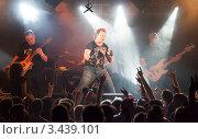 Купить «КняZz (Король и Шут)», эксклюзивное фото № 3439101, снято 14 апреля 2012 г. (c) Литвяк Игорь / Фотобанк Лори
