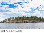 Монастырская бухта. Стоковое фото, фотограф Евгений Медведев / Фотобанк Лори