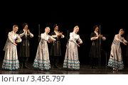 Купить «Кубанский казачий хор», фото № 3455797, снято 4 ноября 2009 г. (c) V.Ivantsov / Фотобанк Лори