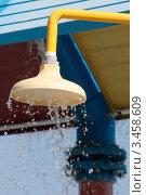 Купить «Душ», эксклюзивное фото № 3458609, снято 19 августа 2011 г. (c) Журавлев Андрей / Фотобанк Лори