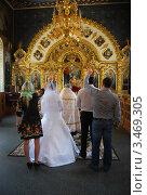 Венчание. Стоковое фото, фотограф Алла Корниенко / Фотобанк Лори