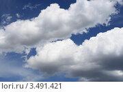 Облака. Стоковое фото, фотограф Ирина Батюта / Фотобанк Лори