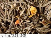 Зеленый чай с жасмином. Стоковое фото, фотограф Алексей Голованов / Фотобанк Лори
