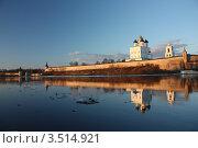 Псков (2012 год). Редакционное фото, фотограф Елена Мурашева / Фотобанк Лори