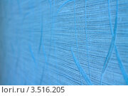 Голубая ткань. Стоковое фото, фотограф Фотиев Михаил / Фотобанк Лори