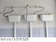 Сливные бачки. Стоковое фото, фотограф Владимир ГОРОВЫХ / Фотобанк Лори