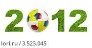 Купить «Чемпионат мира по футболу 2012», фото № 3523045, снято 3 июня 2020 г. (c) Jan Jack Russo Media / Фотобанк Лори