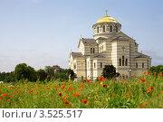 Владимирский собор, Севастополь (2012 год). Стоковое фото, фотограф Кирилл Багрий / Фотобанк Лори