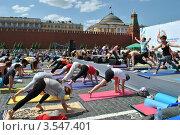 Купить «Восьмой форум ГТО на Красной площади. Москва», эксклюзивное фото № 3547401, снято 27 мая 2012 г. (c) lana1501 / Фотобанк Лори