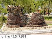 Купить «Рваный башмак», фото № 3547981, снято 27 мая 2012 г. (c) Виталий Матонин / Фотобанк Лори