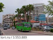 Купить «В современной Ларнаке. Кипр», фото № 3553889, снято 16 мая 2012 г. (c) Виктор Карасев / Фотобанк Лори