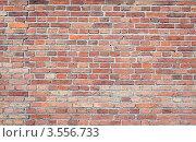 Трещина в кирпичной стене. Стоковое фото, фотограф Юрий Горид / Фотобанк Лори