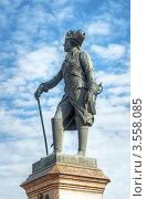 Купить «Гатчина. Памятник Павлу I», фото № 3558085, снято 26 мая 2012 г. (c) Татьяна Волгутова / Фотобанк Лори