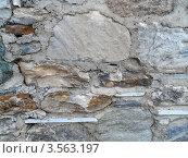 Греческая стена. Стоковое фото, фотограф Соня Комарова / Фотобанк Лори