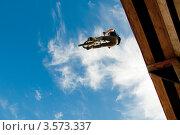 Купить «Слоуп-стайл. Тренировка прыжков», эксклюзивное фото № 3573337, снято 27 мая 2012 г. (c) Ольга Визави / Фотобанк Лори