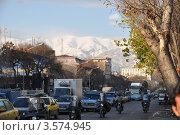 Тегеран (2012 год). Редакционное фото, фотограф Данил Сергеев / Фотобанк Лори