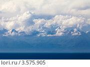 Купить «Вид на озеро Иссык-Куль в Киргизии», фото № 3575905, снято 31 мая 2012 г. (c) Николай Винокуров / Фотобанк Лори