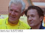 Купить «Олег Меньшиков», фото № 3577053, снято 27 мая 2012 г. (c) Григорий Евсеев / Фотобанк Лори