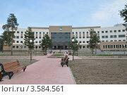 Администрация города Когалыма (ХМАО) (2012 год). Редакционное фото, фотограф Василий Клинов / Фотобанк Лори