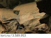 Купить «Спас Нерукотворный. Лик Иисуса Христа в Архызе», эксклюзивное фото № 3589953, снято 6 мая 2012 г. (c) Rekacy / Фотобанк Лори