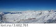Альпийские горы. Стоковое фото, фотограф Барабанов Максим / Фотобанк Лори