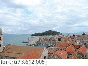 В Дубровнике, в старом городе (2012 год). Стоковое фото, фотограф Шейнина Ольга / Фотобанк Лори